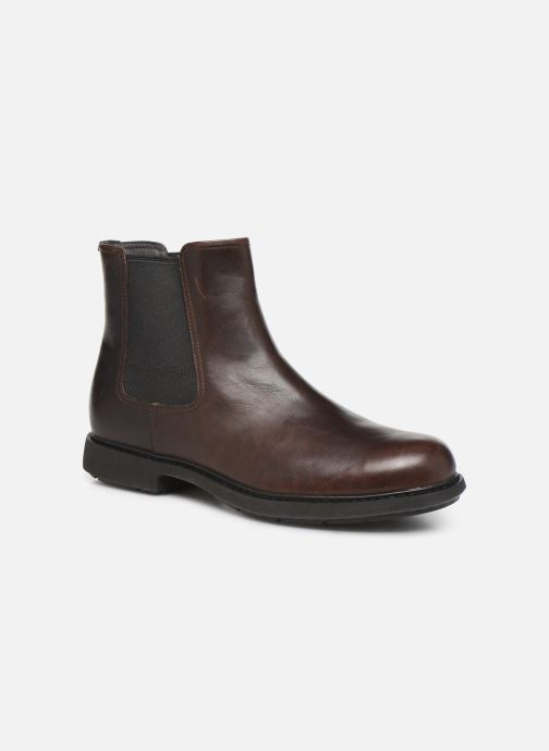 Boots en enkellaarsjes Camper Neuman K300170 Bruin detail