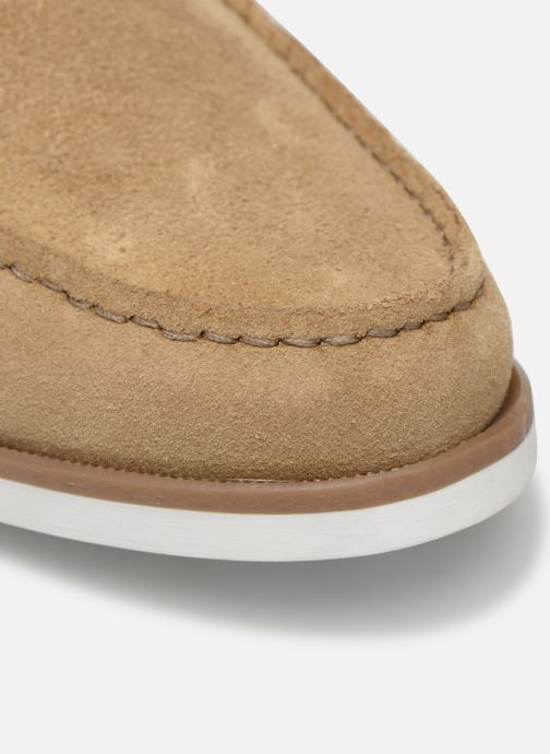 Zapatos con cordones Mr SARENZA Sbatello Marrón vista lateral izquierda