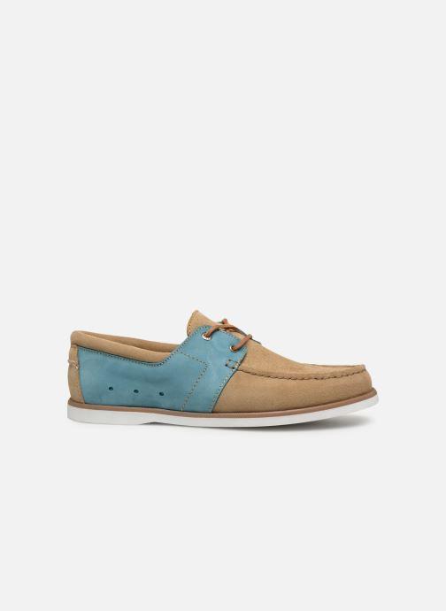 Snøresko Mr SARENZA Sbatello Brun detaljeret billede af skoene