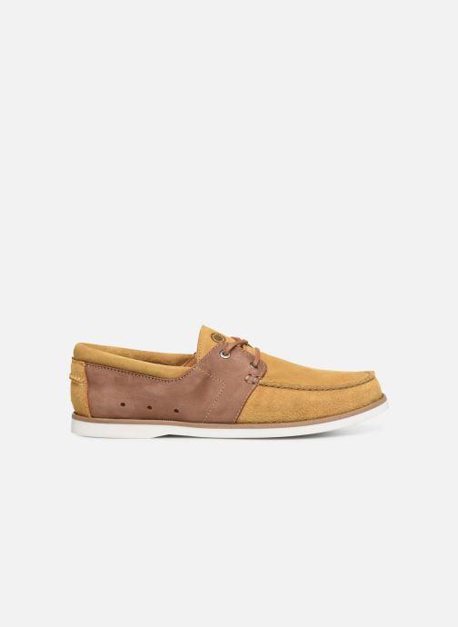 Snøresko Mr SARENZA Sbatello Gul detaljeret billede af skoene