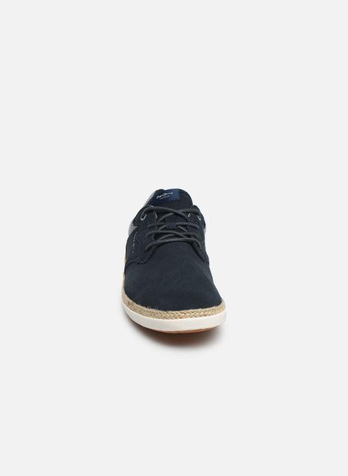 Baskets Pepe jeans Maui Ker Bleu vue portées chaussures