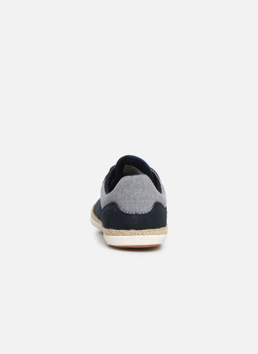 Sneaker Pepe jeans Maui Ker blau ansicht von rechts