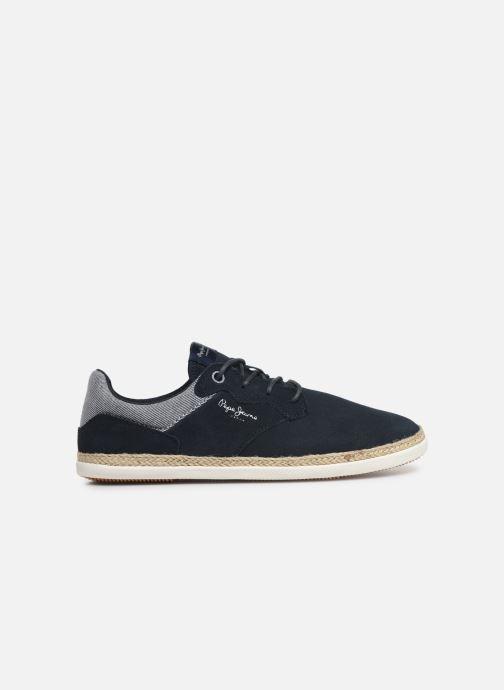 Sneaker Pepe jeans Maui Ker blau ansicht von hinten