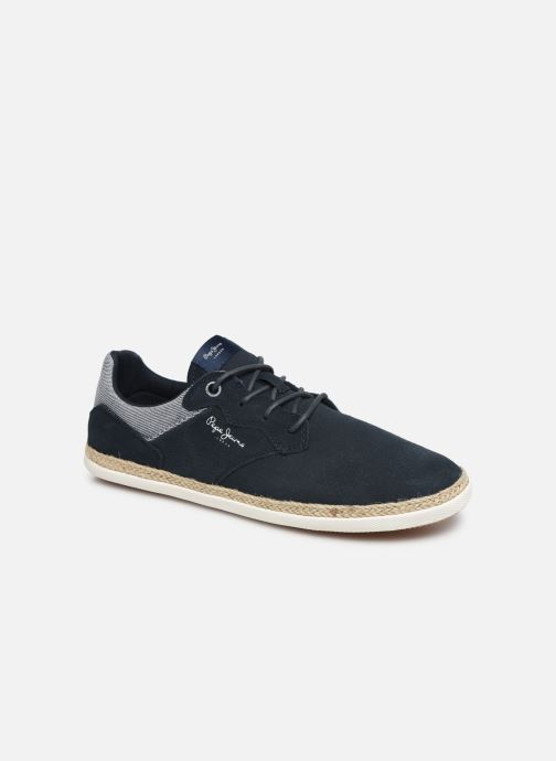 Sneaker Pepe jeans Maui Ker blau detaillierte ansicht/modell
