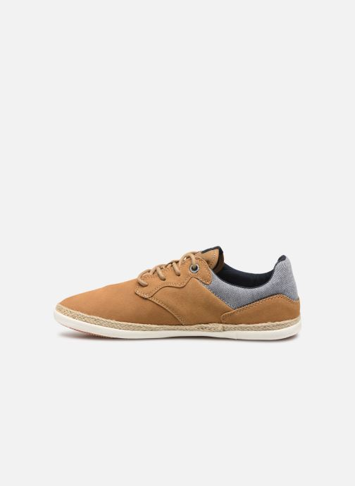 Trainers Pepe jeans Maui Ker Brown front view