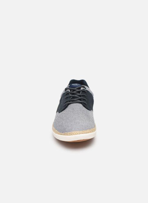 Baskets Pepe jeans Maui Jay Bleu vue portées chaussures