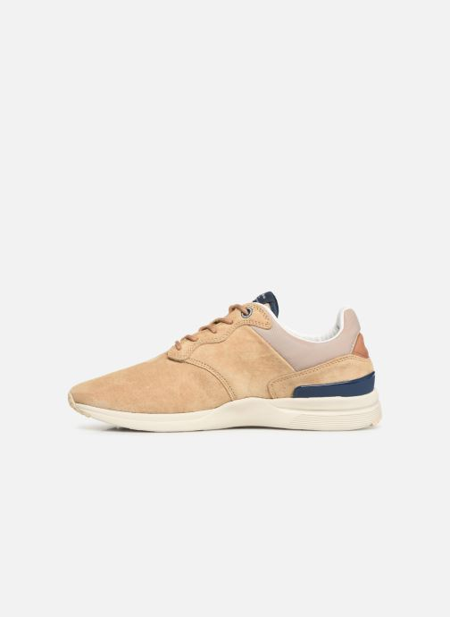 Baskets Pepe jeans Jayker Dual D-Limit 19 Beige vue face
