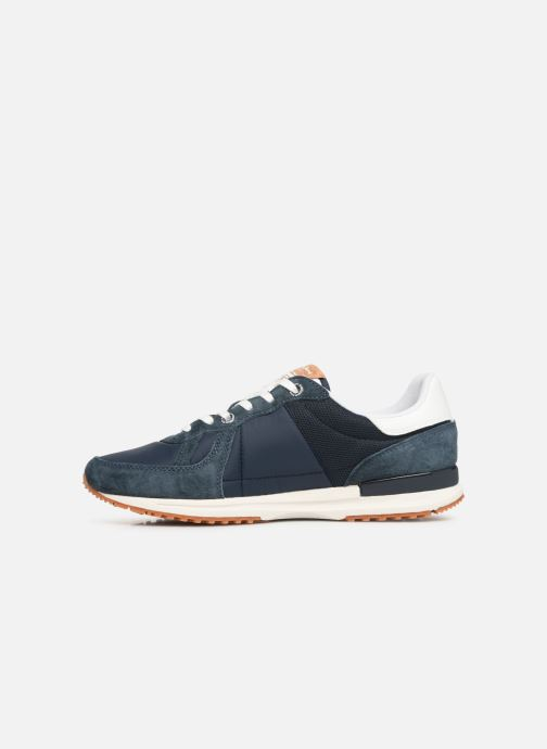 Trainers Pepe jeans Tinker Pro Premiun Blue front view