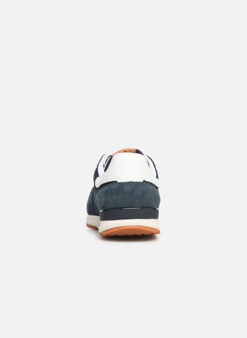 Trainers Pepe jeans Tinker Pro Premiun Blue view from the right
