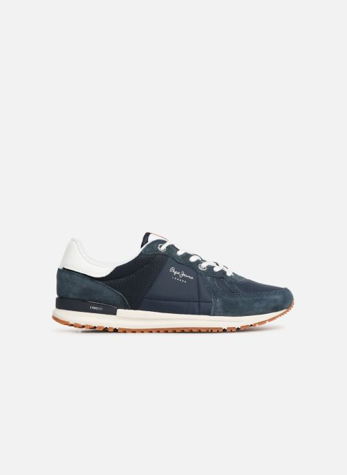 Trainers Pepe jeans Tinker Pro Premiun Blue back view