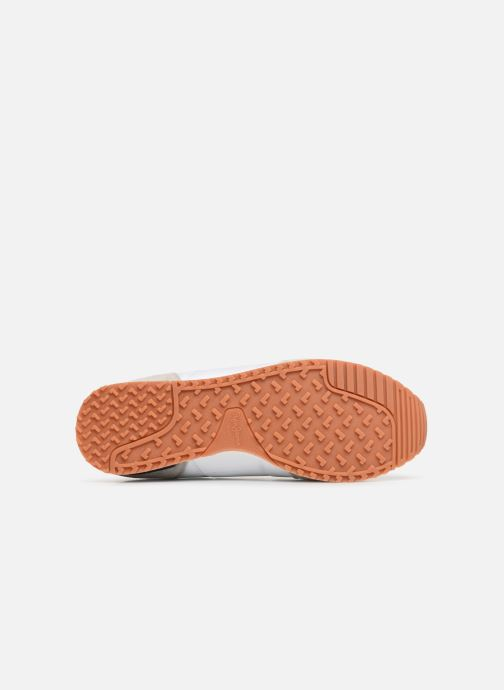 Baskets Pepe jeans Tinker Basic Nylon Blanc vue haut