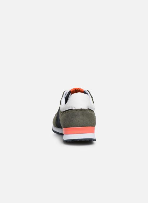 Baskets Pepe jeans Tinker Zero Seal Vert vue droite