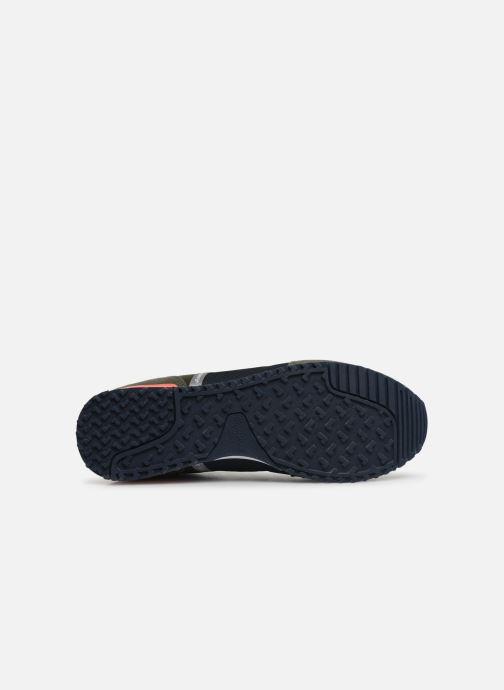 Baskets Pepe jeans Tinker Zero Seal Vert vue haut