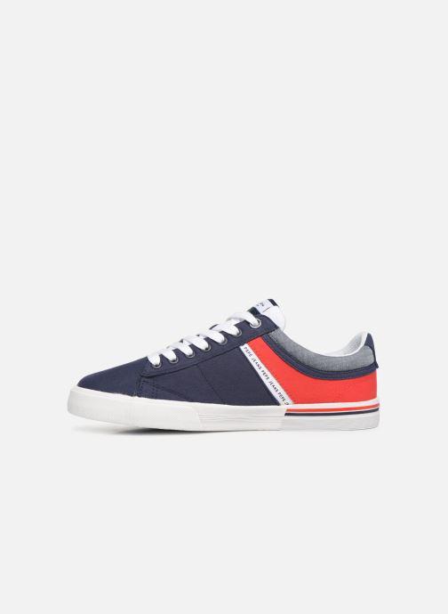 Sneakers Pepe jeans North Half Blauw voorkant