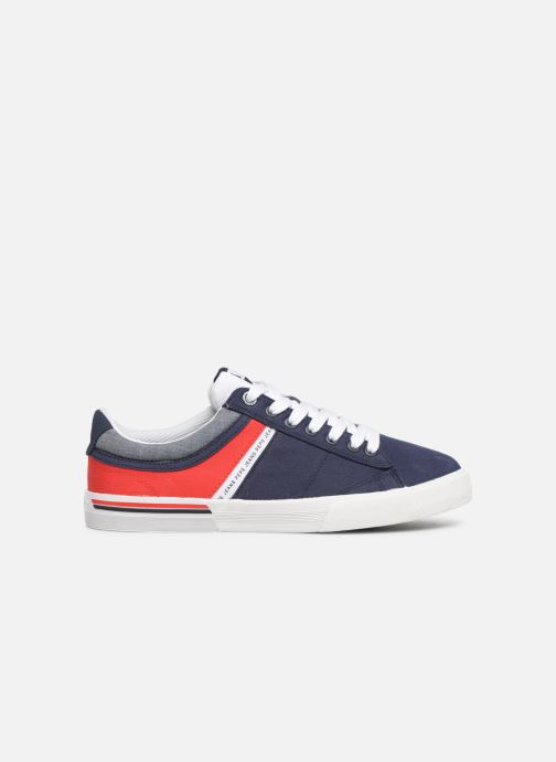 Trainers Pepe jeans North Half Blue back view