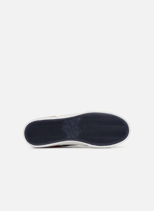 Trainers Pepe jeans North Half Blue view from above