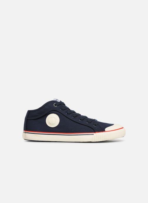 Sneaker Pepe jeans Industry Basic 2 blau ansicht von hinten