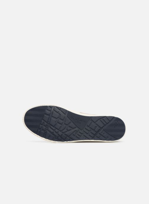 Sneaker Pepe jeans Industry Basic 2 blau ansicht von oben