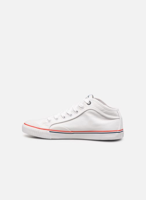 Baskets Pepe jeans Industry Basic 2 Blanc vue face