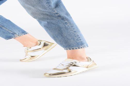 Sneakers Pepe jeans Verona W Greek 2 Wit onder