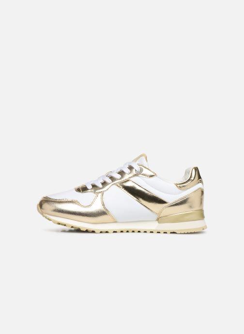 Sneakers Pepe jeans Verona W Greek 2 Wit voorkant