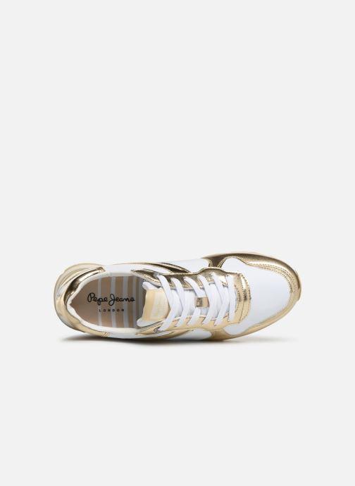Sneakers Pepe jeans Verona W Greek 2 Wit links