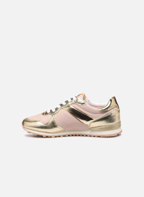 Sneakers Pepe jeans Verona W Greek 2 Rosa immagine frontale