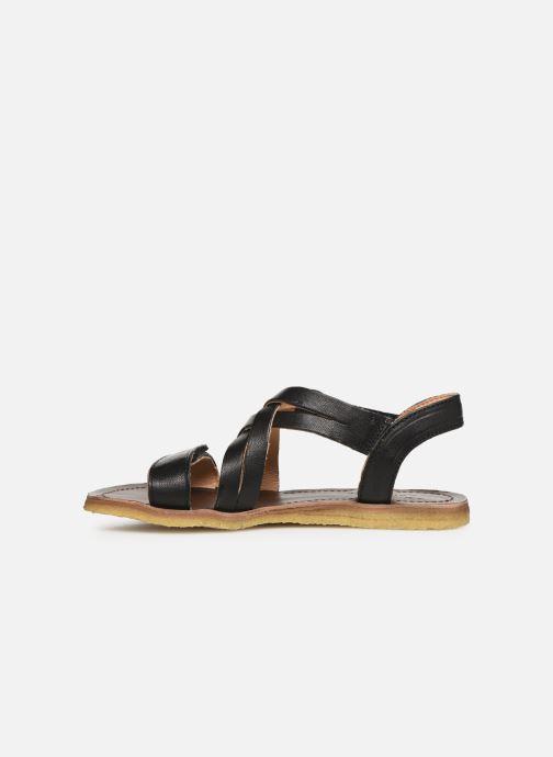 Sandali e scarpe aperte Bisgaard Charlotta Nero immagine frontale