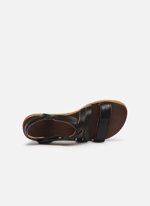 Sandali e scarpe aperte Bisgaard Charlotta Nero immagine sinistra