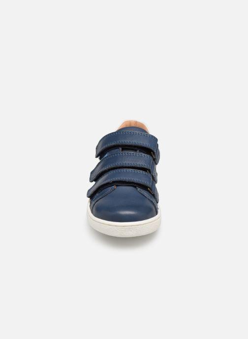 Baskets Bisgaard Sanna Bleu vue portées chaussures