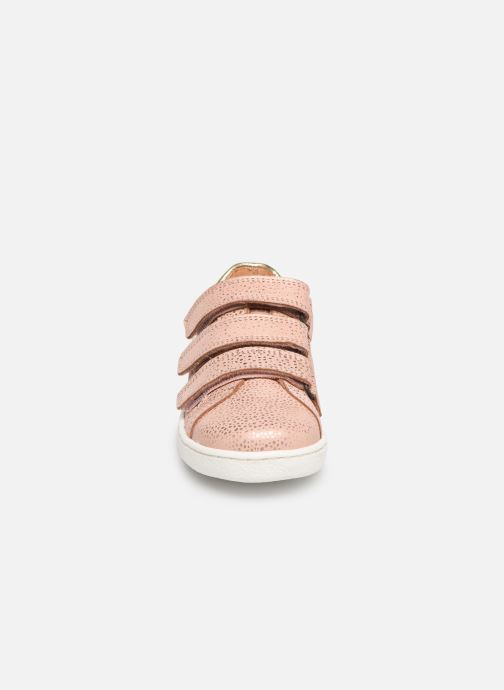 Baskets Bisgaard Sanna Rose vue portées chaussures