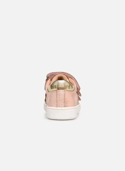 Trainers Bisgaard Sanna Pink view from the right