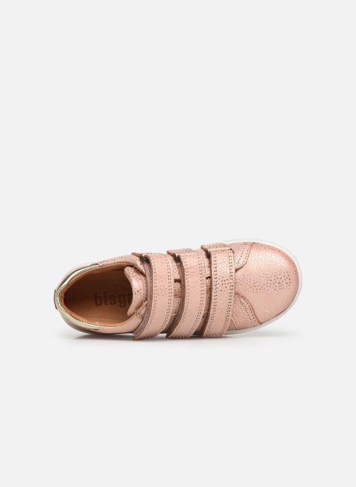 Trainers Bisgaard Sanna Pink view from the left