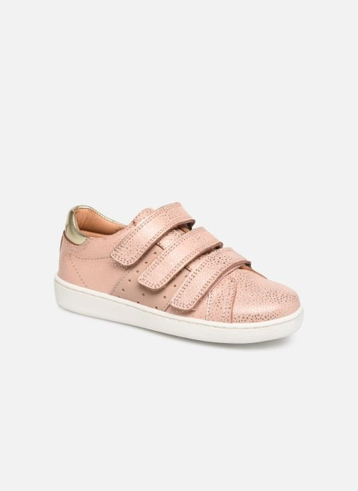 Trainers Bisgaard Sanna Pink detailed view/ Pair view