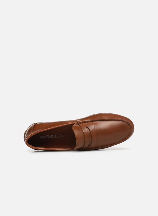 Mocassins Marvin&Co Slone Bruin links