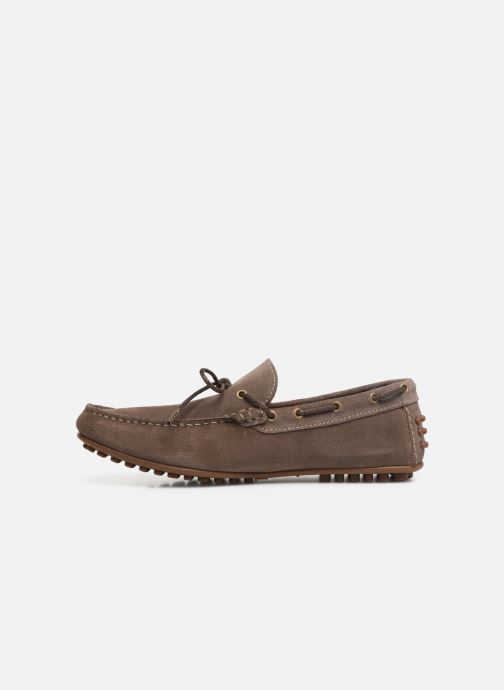Loafers Marvin&Co Staleys Brun se forfra