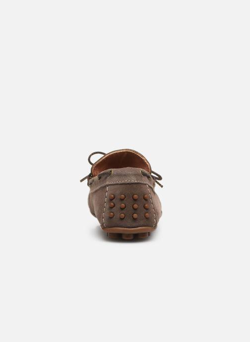 Loafers Marvin&Co Staleys Brun Se fra højre