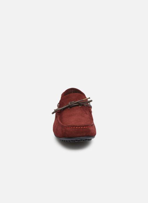 Mocassins Marvin&Co Staleys Bordeaux vue portées chaussures