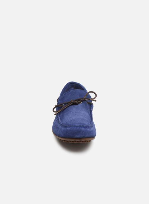 Slipper Marvin&Co Staleys blau schuhe getragen