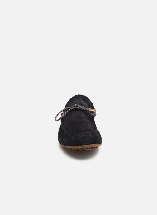 Mocassins Marvin&Co Staleys Bleu vue portées chaussures
