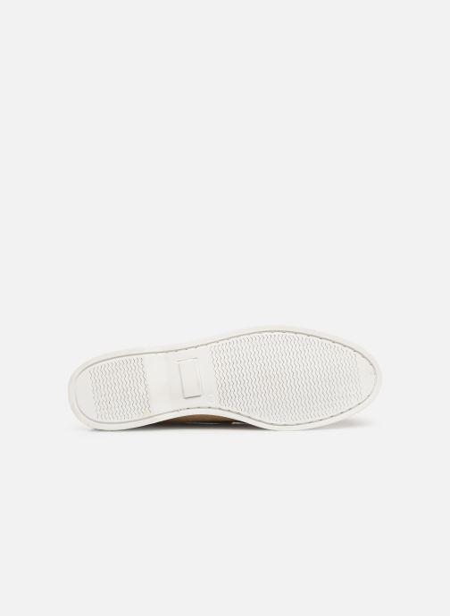 Chaussures à lacets Marvin&Co Satingh Marron vue haut
