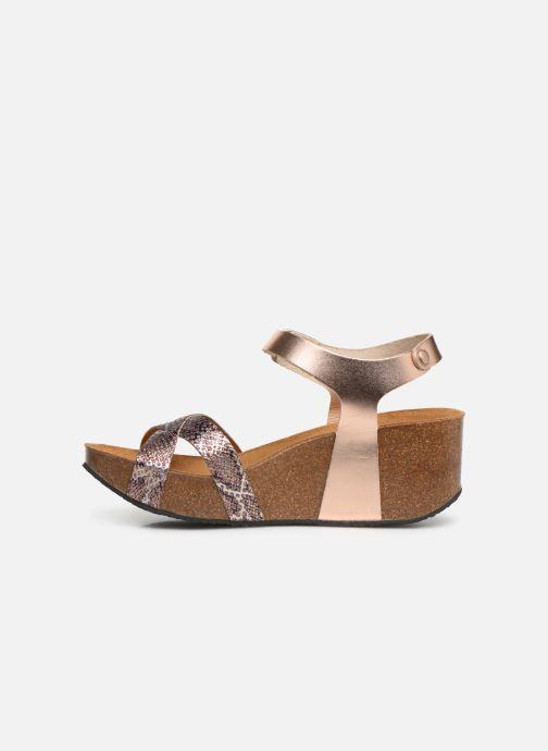Pink Plakton Glitter Et Final So Sandales Nu pieds IYWHE2eD9
