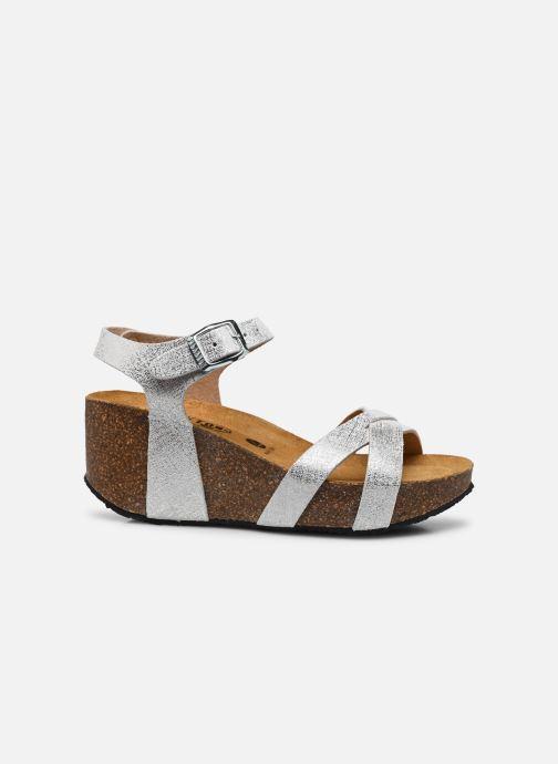 Sandales et nu-pieds Plakton So Final Blanc vue derrière