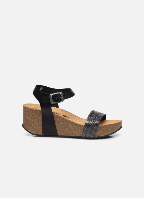 Sandalen Plakton So Kiss schwarz ansicht von hinten