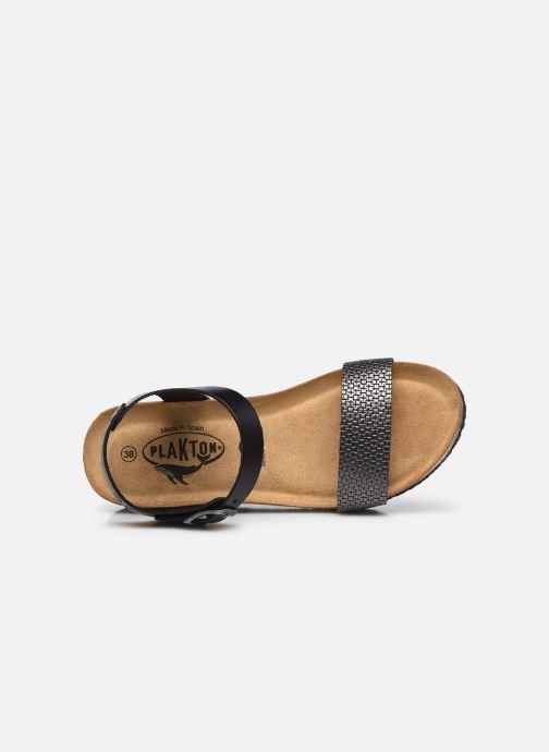 Sandalen Plakton So Kiss schwarz ansicht von links