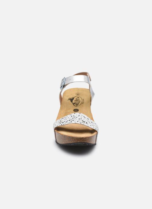 Sandalen Plakton So Kiss weiß schuhe getragen