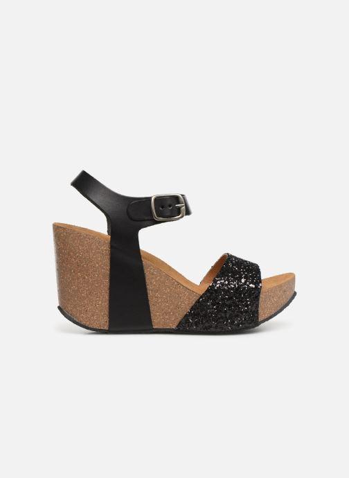 Sandales et nu-pieds Plakton I-Sound Noir vue derrière