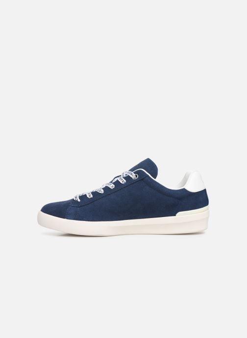 Sneakers Pepe jeans Roland Suede Blauw voorkant