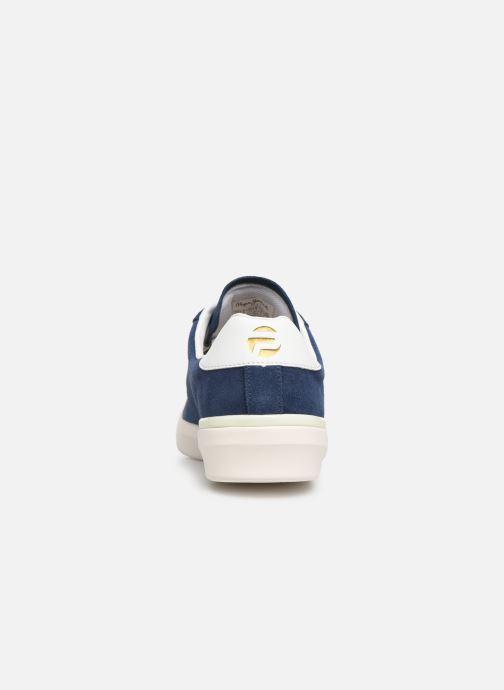 Sneakers Pepe jeans Roland Suede Blauw rechts