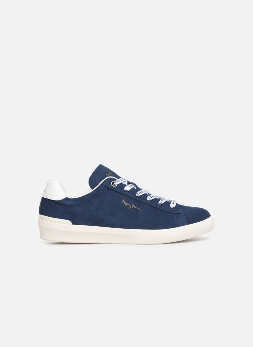 Sneakers Pepe jeans Roland Suede Blauw achterkant